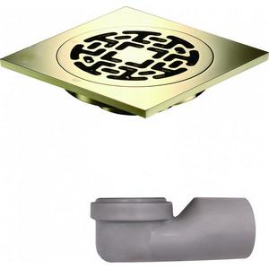 Душевой трап MAGdrain золото (C06G50-ZL)