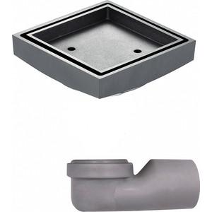 Душевой трап MAGdrain матовый никель (F07G50-NL)