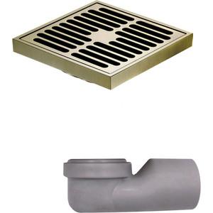 Душевой трап MAGdrain полированная бронза (F13G50-QL )