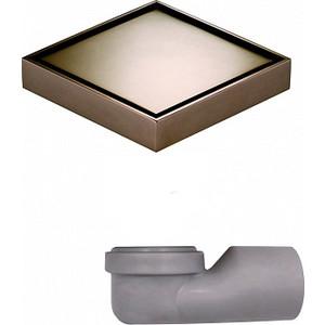Душевой трап MAGdrain золото розовое (W02G50-RL) цена и фото