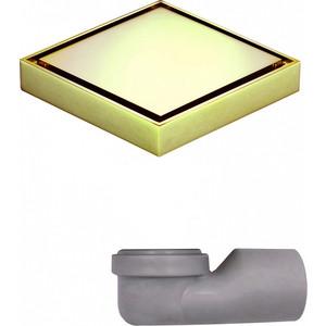 Душевой трап MAGdrain золото (W03G50-ZL) цены