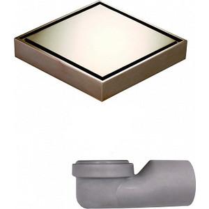 Душевой трап MAGdrain розовое золото (W03G50-RL) цена и фото