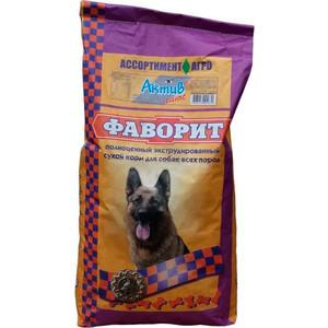 Сухой корм Фаворит Актив Плюс для активных собак всех пород 13кг
