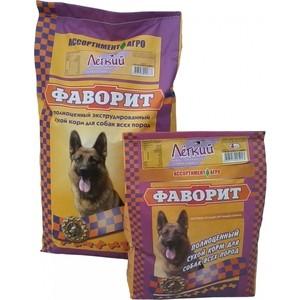Сухой корм Фаворит Легкий для собак всех пород склонных к полноте 13кг