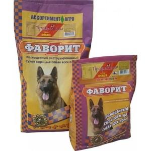 Сухой корм Фаворит Профессионал Класс Премиум для собак всех пород 13кг для собак фаворит