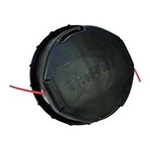 Триммерная головка Shindaiwa C300/350/B450, гайка М10* резьба левая (X047000580)