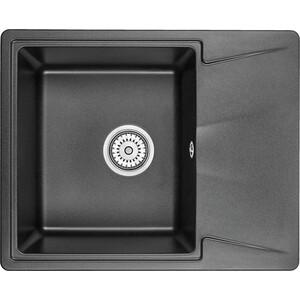 Кухонная мойка Granula GR-6201 черный цены онлайн