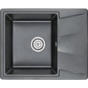 Кухонная мойка Granula GR-6201 шварц
