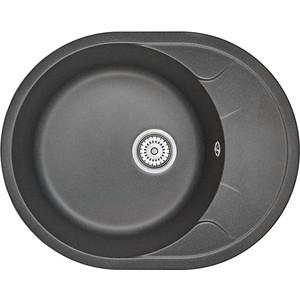 Кухонная мойка Granula GR-6301 черный кухонная мойка granula gr 4801 415х490 черный