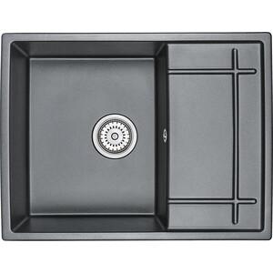 Кухонная мойка Granula GR-6501 шварц