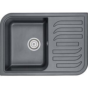Кухонная мойка Granula GR-7001 шварц