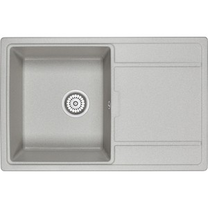 Кухонная мойка Granula GR-7804 базальт