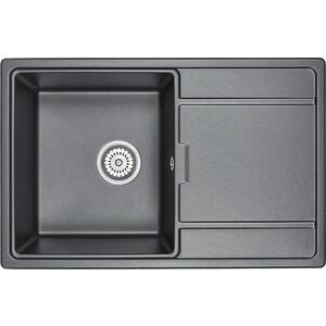 Кухонная мойка Granula GR-7804 шварц