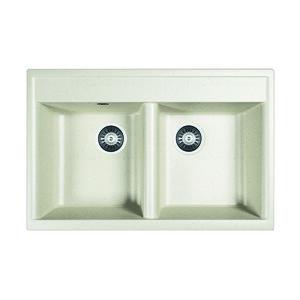 Кухонная мойка Dr.Gans Астра 780 белая (25.060.E0780.401)