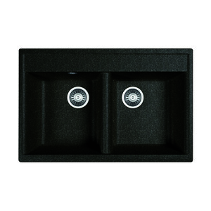 Кухонная мойка Dr.Gans Астра 780 черная (25.060.E0780.407)