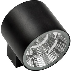 Уличный настенный светодиодный светильник Lightstar 370574