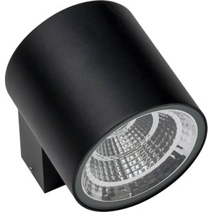 Уличный настенный светодиодный светильник Lightstar 360674