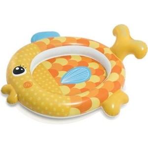 Детский бассейн Intex 57111 Золотая рыбка подружка 140x124x34 см