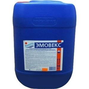Эмовекс Маркопул Кэмиклс М47 жидкий хлор для дезинфекции воды (водный раствор гипохлорита натрия) 30л(34кг)