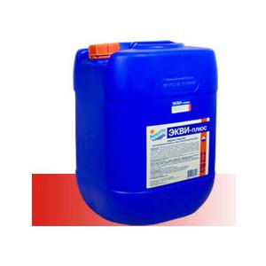 Экви-плюс Маркопул Кэмиклс М79 жидкость для повышения уровня рН воды (30л(37кг)