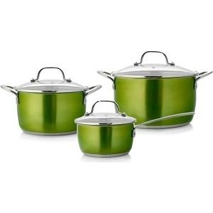 Набор посуды 6 предметов Esprado Emerald (EMR6000E133)