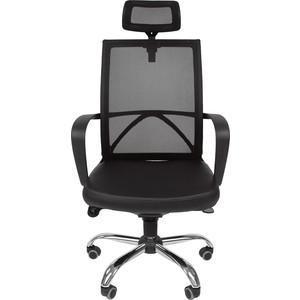 Офисное кресло Русские кресла РК 230 Люкс черная спинка PU 0007 кресло руководителя русские кресла рк 230 lux