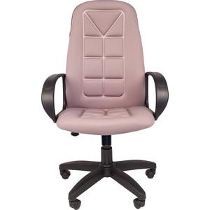 цена Офисное кресло Русские кресла РК 127 S светло-серое онлайн в 2017 году