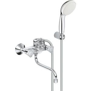 Смеситель для ванны Grohe Costa L с душевым гарнитуром (2679010A)