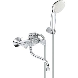 Смеситель для ванны Grohe Costa S с душевым гарнитуром (2679210A)