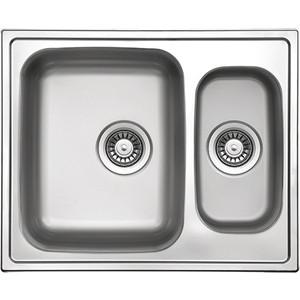 Кухонная мойка Florentina Профи 615.500 К (PR.615.500.B.1K.P.08)