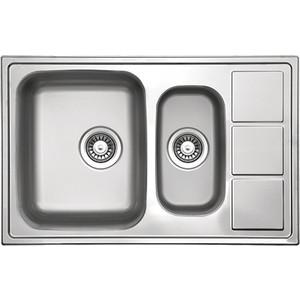 Кухонная мойка Florentina Профи 780.500 К (PR.780.500.B.1K.P.08)