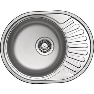 Кухонная мойка Florentina Форум 577.447 (FO.577.447.B.10.P.08) кухонная мойка florentina форум 577 447 10 08 нержавеющая сталь матовая