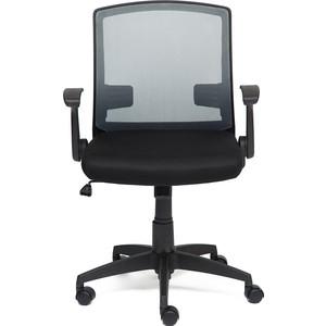 Кресло TetChair SCOUT ткань черный/серый кресло tetchair ostin ткань серый бирюзовый мираж грей 23