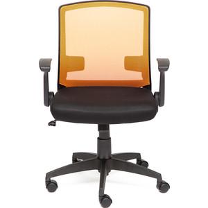 Кресло TetChair SCOUT ткань черный/оранжевый
