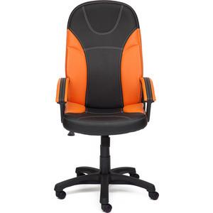 Кресло TetChair TWISTER кож/зам черно-оранжевый 36-6/14-43 стоимость