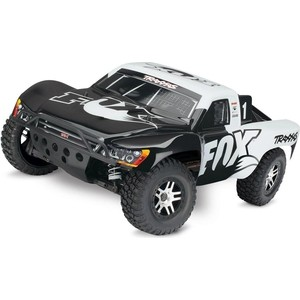 Радиоуправляемый шорт-корс TRAXXAS Slash 4x4 VXL TSM OBA 4WD RTR масштаб 1:10 2.4G - TRA68086-24 1 5 degree toe aluminum rear stub axle carriers for the traxxas stampede 4x4 slash 4x4 nitro rustler or nitro stampede