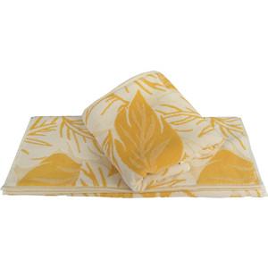 цена Полотенце Hobby home collection Autumn 50x90 см жёлтый (1501002173) онлайн в 2017 году