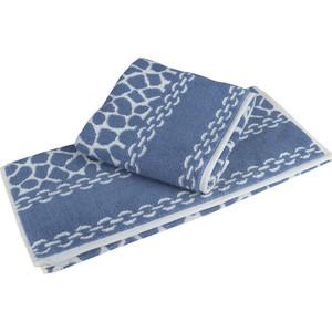 цена Полотенце Hobby home collection Marble 50x90 см синий (1501002190) онлайн в 2017 году