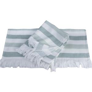 Полотенце Hobby home collection Stripe 70x140 см зелёный (1501002199)