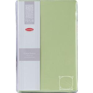 Наволочки 2 штуки Hobby home collection 70х70 см зелёный (1501001963)