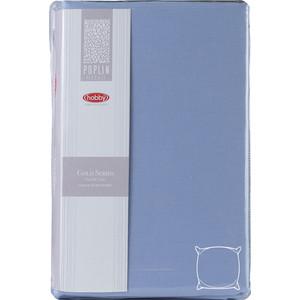 Наволочки 2 штуки Hobby home collection 70х70 см светло-голубой (1501001954) комплект белья estia ла рош 1 5 спальный наволочки 50х70 70х70 цвет голубой