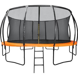 Батут DFC KENGOO 17 футов (518 см) батут внутр енняя сетка лестница dfc trampoline kengoo 14ft tr e bas