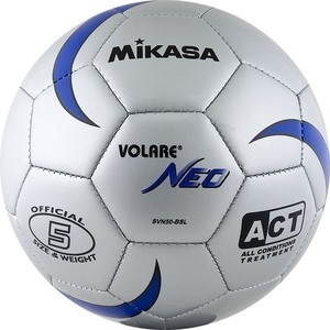 Мяч футбольный Mikasa SVN50-BSL р.5 цена