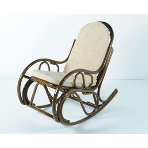Кресло-качалка с подушкой Vinotti 05/04 олива клоран олива