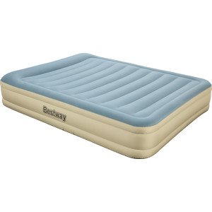 Надувная кровать Bestway 69007 Essence Fortech 203x152x36 см встроенный электронасос