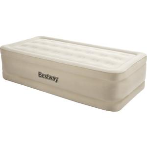 купить Надувная кровать Bestway 69017 Essence Fortech 191x97x51 см (встроенный электронасос) по цене 3963.32 рублей