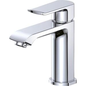 Смеситель для раковины BelBagno Disco (DIS-LVM-CRM) смеситель belbagno disco dis vasm crm для ванны