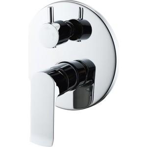 Смеситель для ванны BelBagno Disco с механизмом (DIS-BASM-CRM) смеситель belbagno disco dis vasm crm для ванны