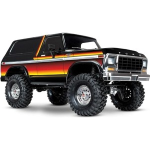 Радиоуправляемый монстр TRAXXAS Ford Bronco 4WD Electric Truck - TRA82046-4