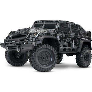 Радиоуправляемый монстр TRAXXAS TRX-4 Tactical Unit 4WD RTR масштаб 1:10 2.4G - TRA82066-4